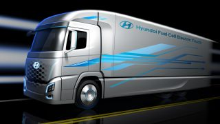 Hyundai Plans Fuel Cell Truck