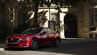 2018 Mazda6 Signature model
