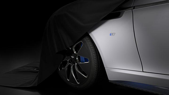 Aston Martin EV to ride on Pirellis