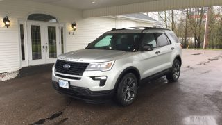 Review 2018 Ford Explorer Sport