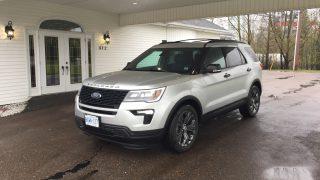 Review 2018 Ford Explorer Sport