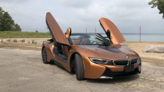 Review 2019 BMW i8 Roadster The Urban Supercar