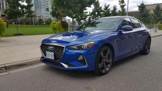 Review 2019 Genesis G70 3.3T Sport