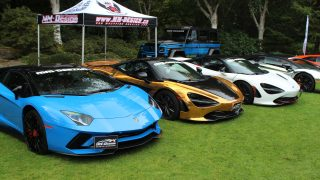 Vancouver's Luxury and Supercar Weekend