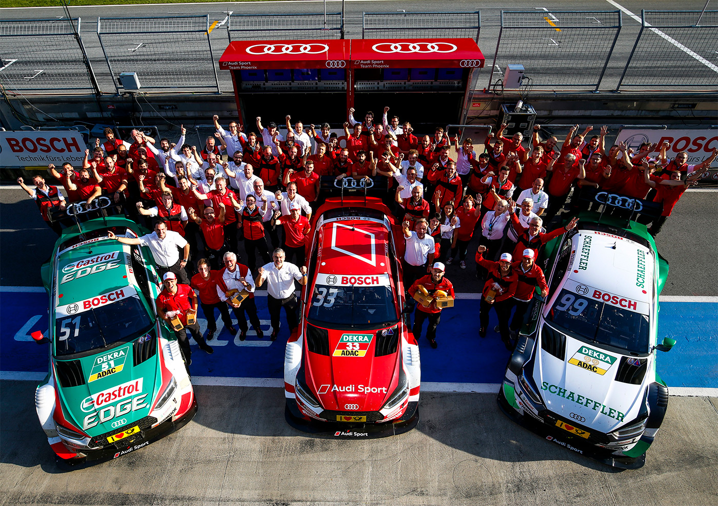 TrackWorthy - 100th victory for Audi in the DTM