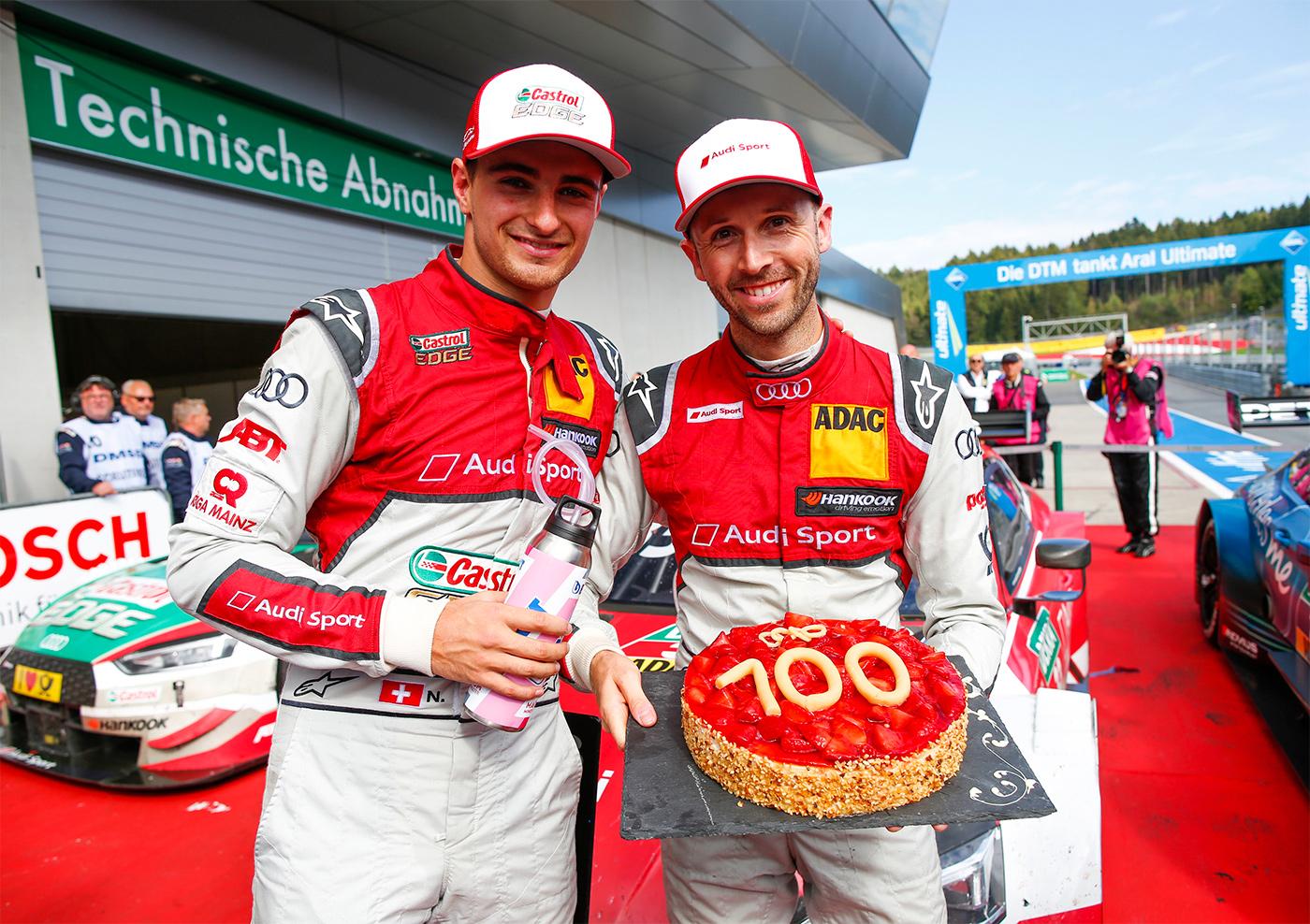 TrackWorthy - Nico Muller and Rene Rast