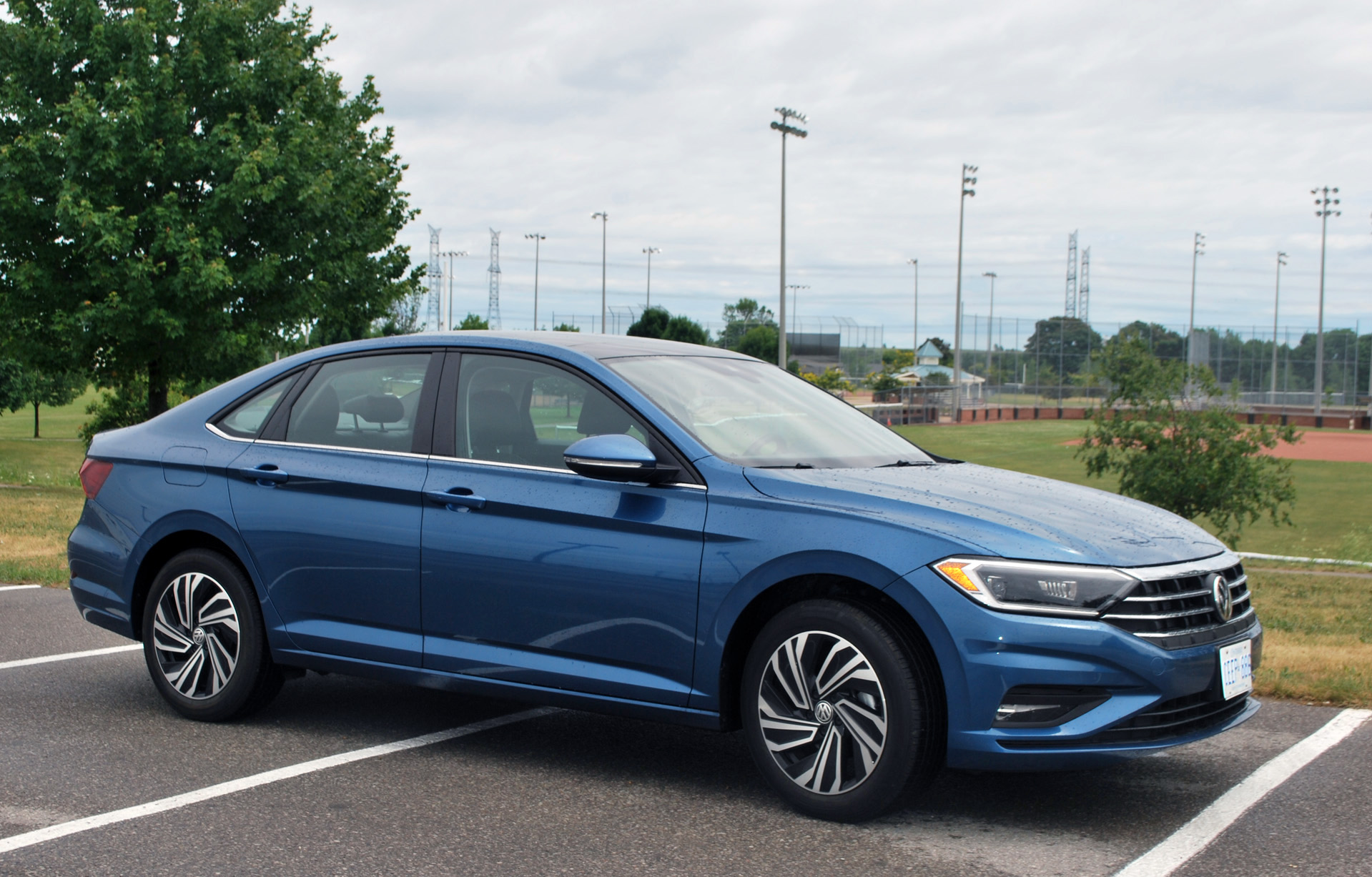 Review 2019 Volkswagen Jetta Execline