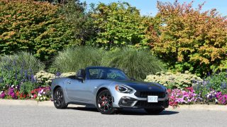 Review 2018 Fiat 124 Spider