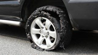 It's a Blowout! Common Causes of Flat Tires