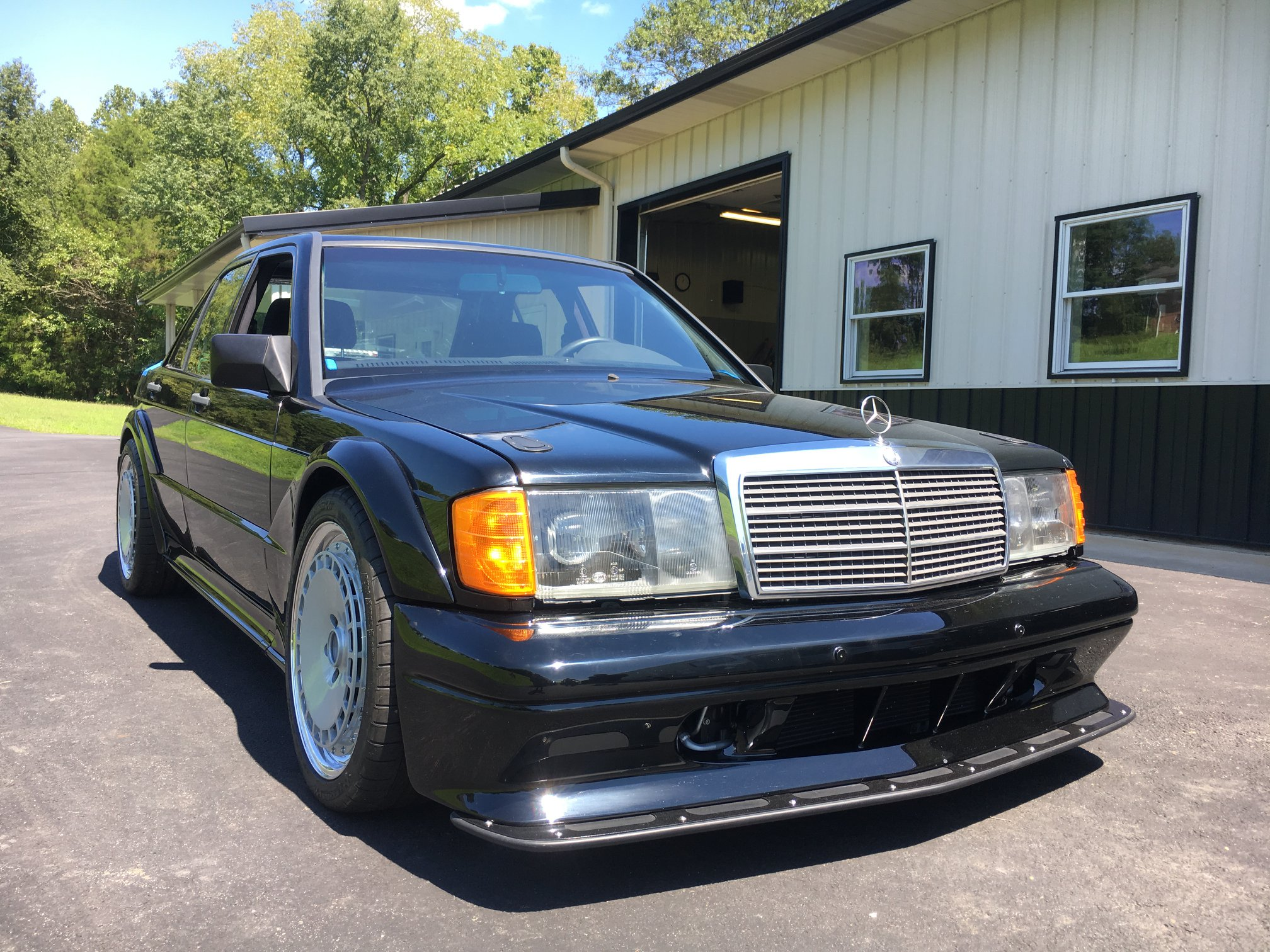 This Retro Benz with Modern Chassis and Power Might be the Coolest Restomod Around