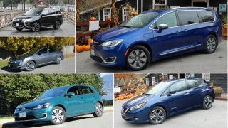 Best EV/PHEV Car 2019 Canadian Car of the Year