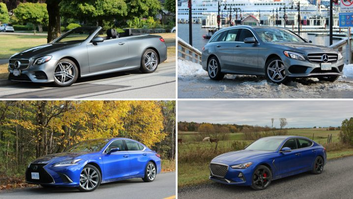 Best Mid-Size Premium Car 2019 Canadian Car of the Year