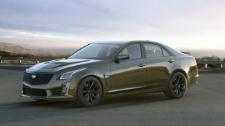 Cadillac announces 2019 V-Series Pedestal Edition