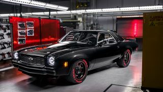 Chevrolet Crate Engines Featured at SEMA