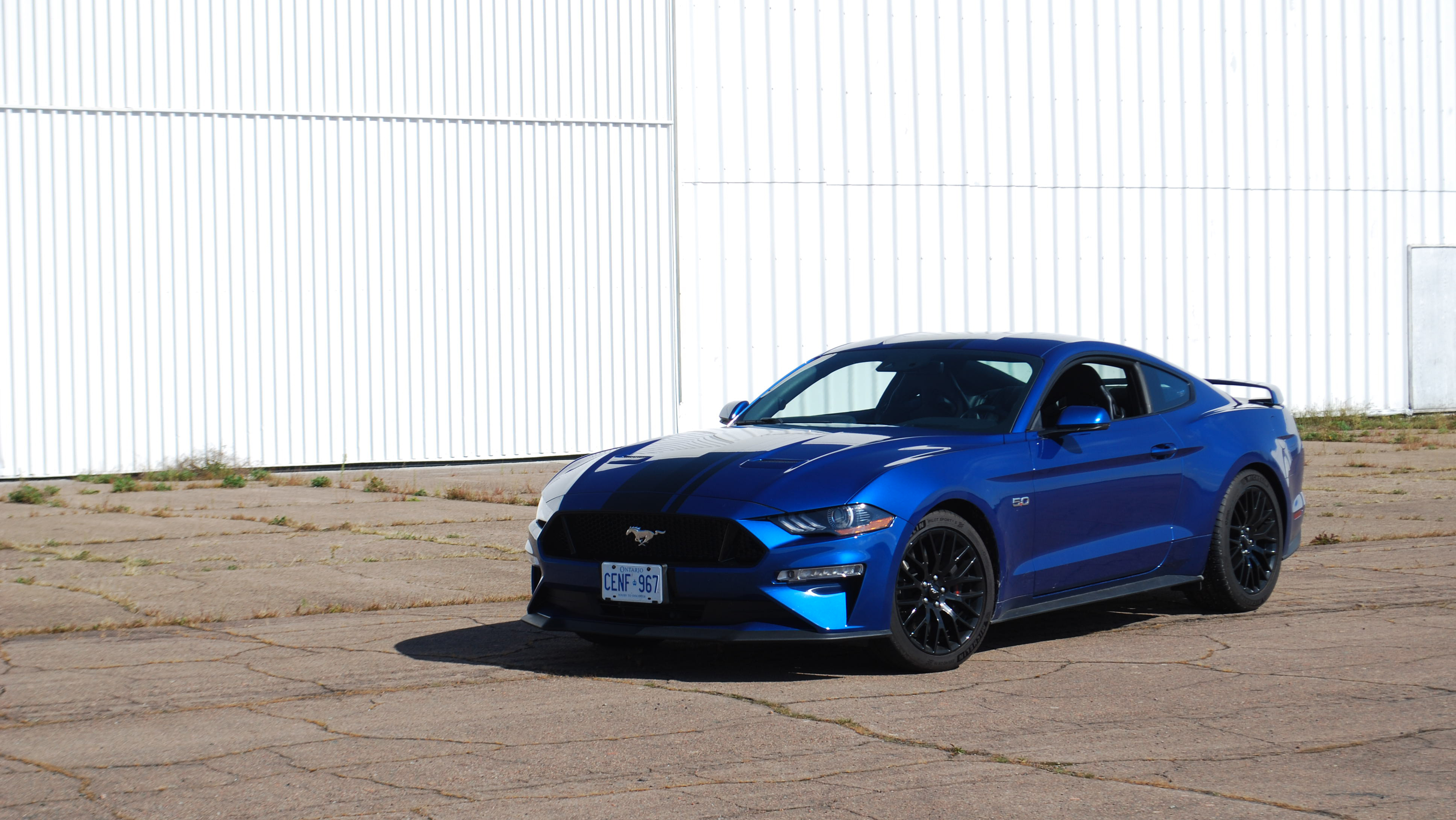 Review 2018 ford mustang gt