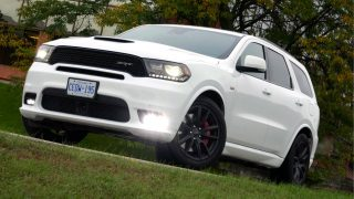 Review 2018 Dodge Durango SRT AWD