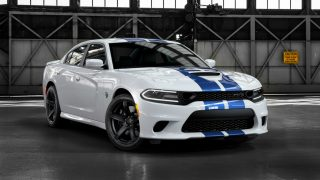 New stripes for Dodge SRT Chargers