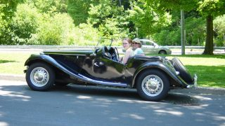 Eye Candy 1954 MG TF