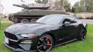 Review 2019 Ford Mustang Bullitt