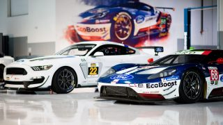 Ford Performance Technical Center