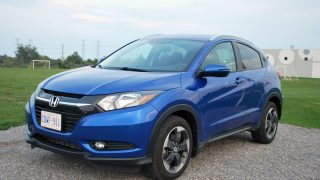 Review 2018 Honda HR-V
