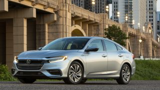 Honda Insight earns 5-Star Safety Rating