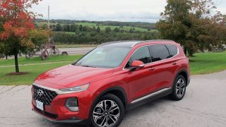 First Drive 2019 Hyundai Santa Fe Ultimate