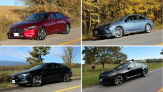 Large Car 2019 Canadian Car of the Year Roundup
