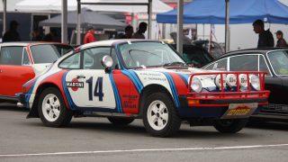 Rennsport Reunion Martini Porsche