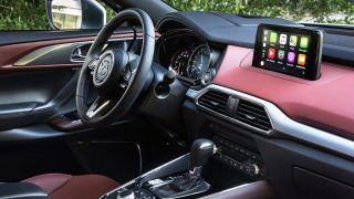 Mazda retrofit Apple Play