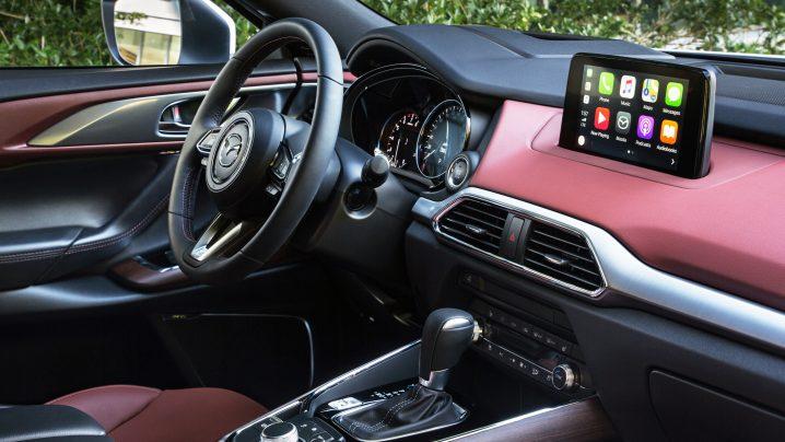 Mazda retrofit Apple Play