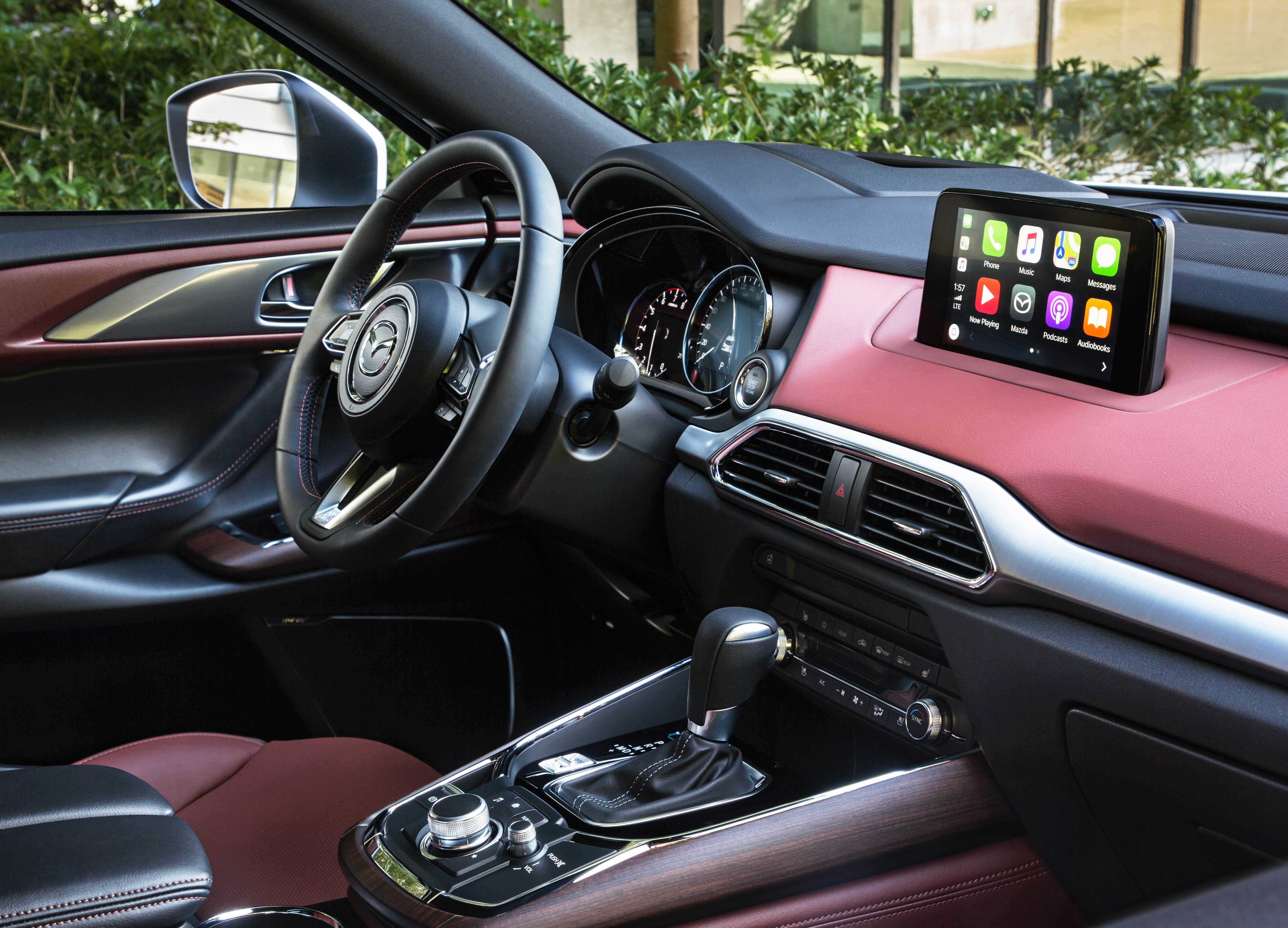 Mazda Relents And Includes Apple Carplay Wheels Ca