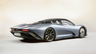 McLaren Speedtail revealed to the world