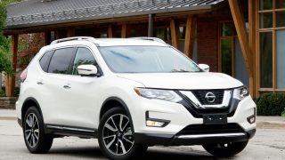 Review 2018 Nissan Rogue SL Platinum ProPilot Assist