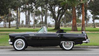 Monroe's Thunderbird