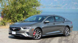 Review 2018 Buick Regal GS