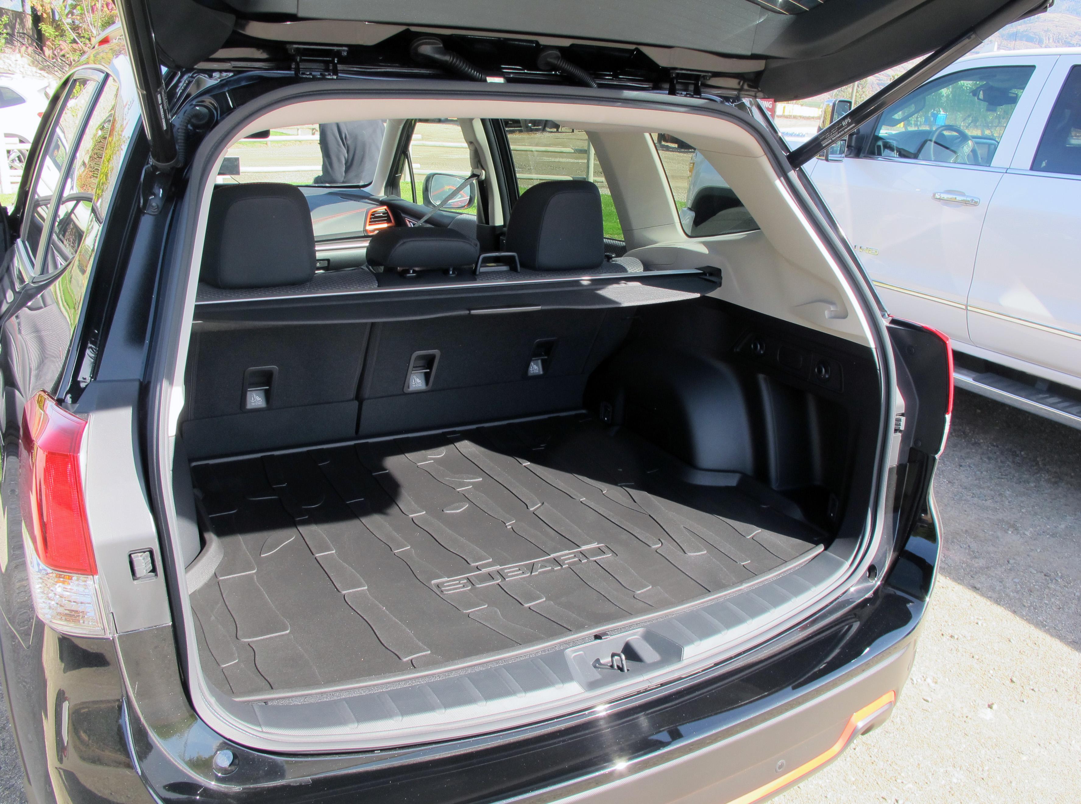 First Drive 2019 Subaru Forester Wheels Ca