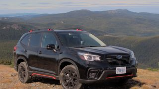 First Drive 2019 Subaru Forester