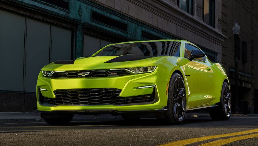 TrackWorthy - 2019 Chevrolet Camaro SS Coupe Shock Yellow (2)