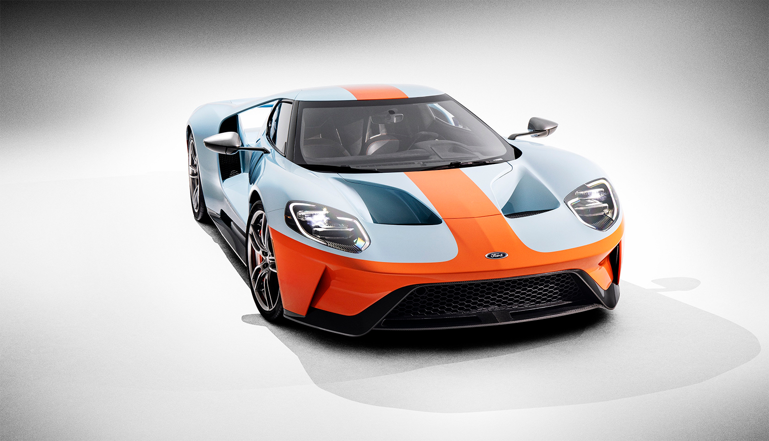 TrackWorthy - Ford GT Heritage Edition model celebrates the 50th anniversary