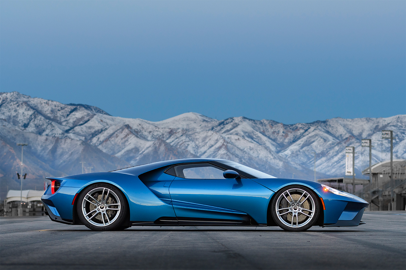 TrackWorthy - Ford GT application window to re-open for one month