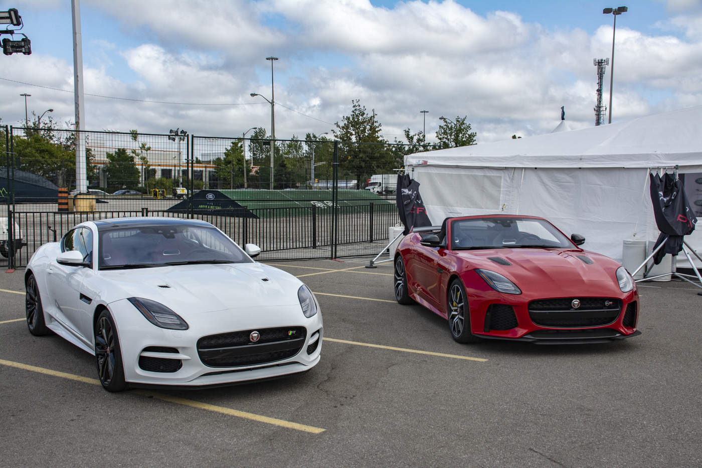 TrackWorthy - Jaguar F-TYPE SVR AWD Convertible and F-TYPE R Coupe (2)