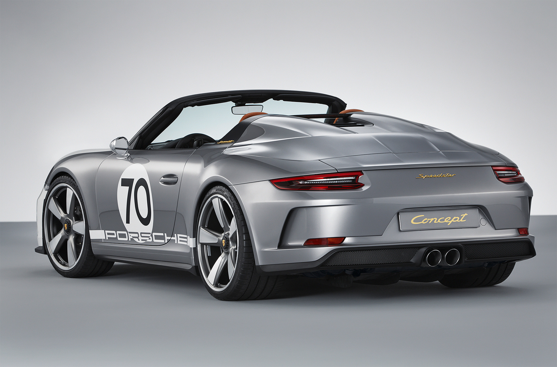 TrackWorthy - Porsche 911 Speedster Concept (2)
