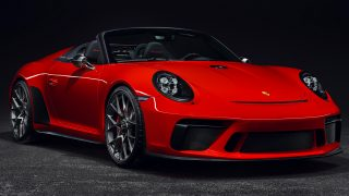 TrackWorthy - Porsche 911 Speedster Concept ll (3)