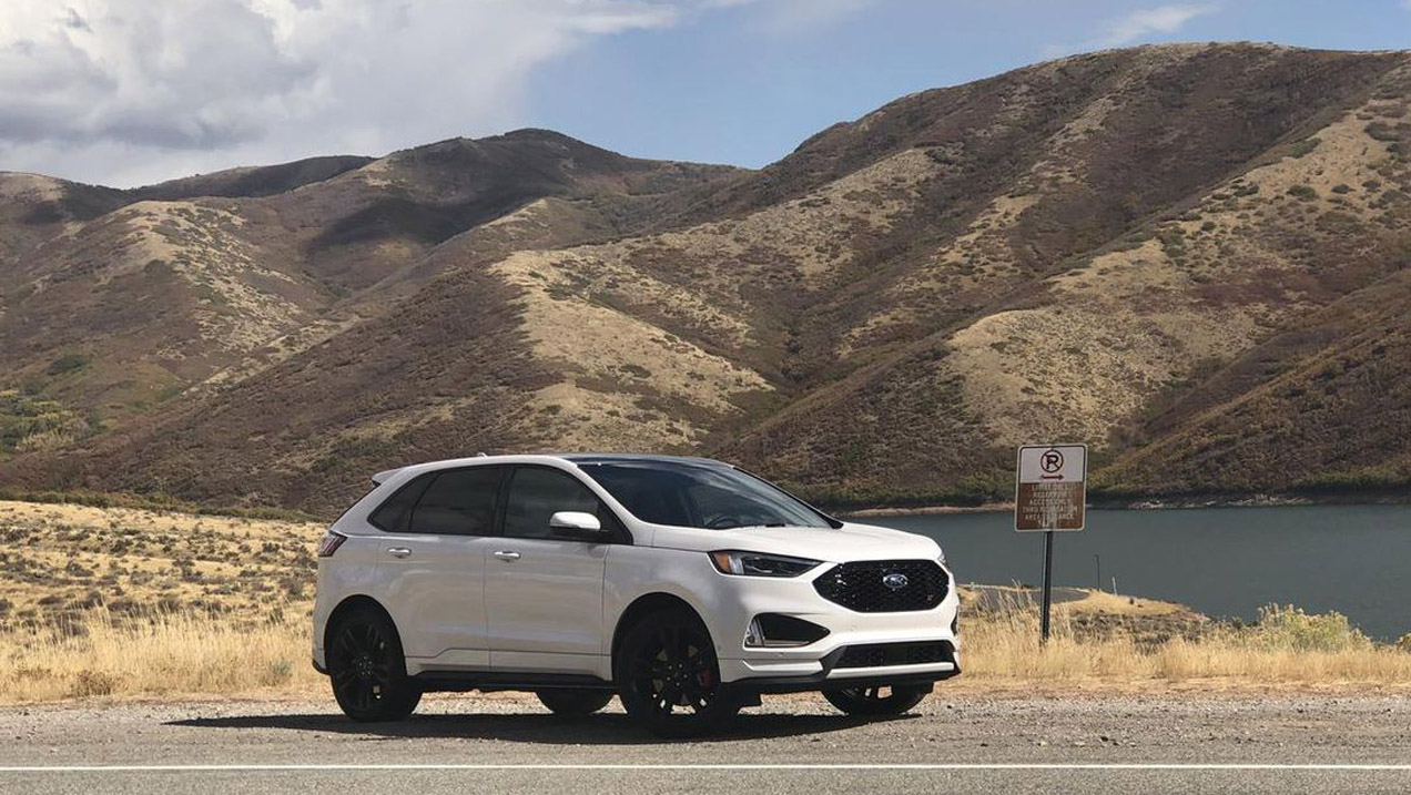 First Drive  Ford Edge St
