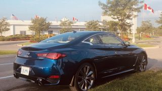 Review 2018 Infiniti Q60 Red Sport 400