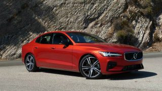 Review 2018 Volvo S60 / V60