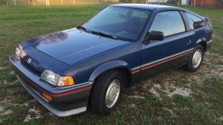 1984 Honda CRX HF