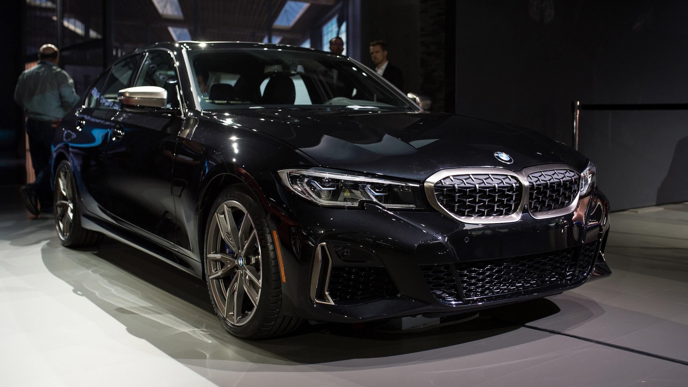 2020 Bmw M340i Makes Its La Debut Wheels Ca