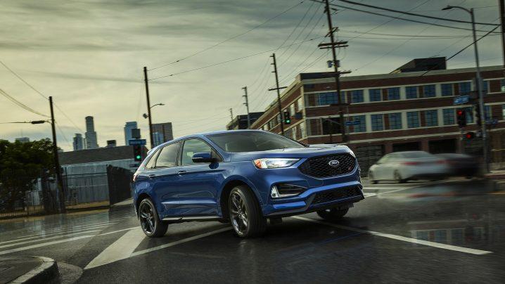 Ford customer data